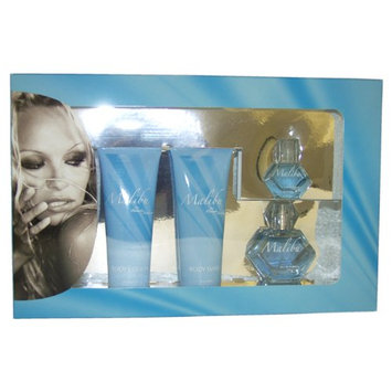 Malibu by Pamela Anderson for Women Gift Set
