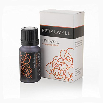 Petalwell Livewell Pure Essential Scented Oil
