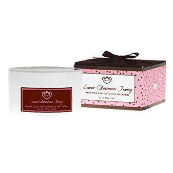 Jaqua Beauty Coconut Buttercream Frosting Boxed Body Butter