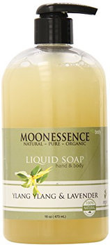 Moonessence Ylang Bath and Body Liquid Soap