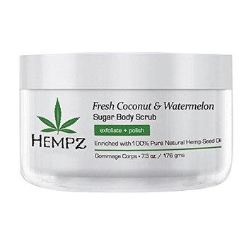 Hempz Herbal Sugar Body Scrub