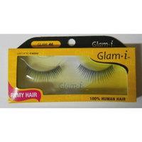 Glam-I 46 Full Strip Human Hair Eyelashes