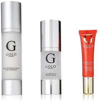 Gold Serums Bag Set Skin Nourish A-C-D-E Serum