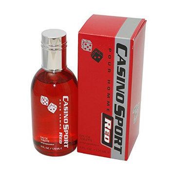 Casino Parfums Sport Red for Men Eau De Toilette Spray