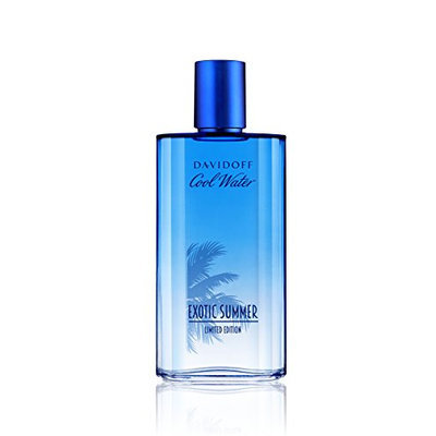 Davidoff Cool Water Exotic Summer Eau De Toilette Spray for Men