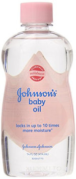 Johnson & Johnson Baby Oil
