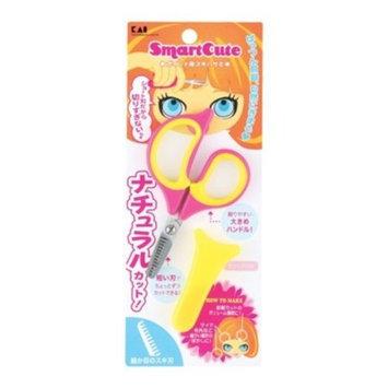 KAI Smart Cute Point Scissors Type Comb