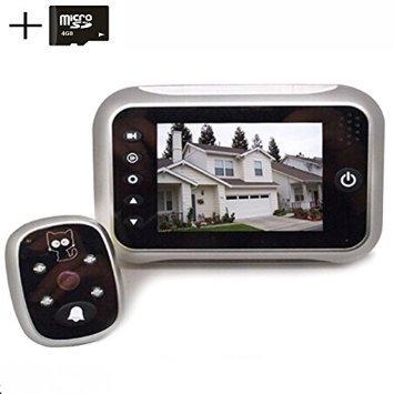 Digitsea Electronic Peephole Camera Doorbell