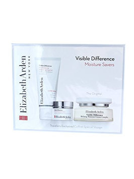Elizabeth Arden Visible Difference Moisture Savers Travelers Exclusive Set