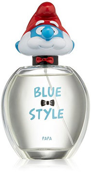 First American Brands The Smurfs Blue Style Papa Eau de Toilette Spray