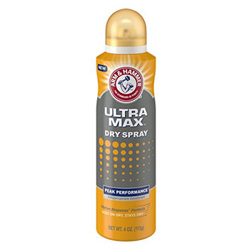 Arm & Hammer Ultra Max Dry Spray