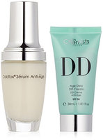 skinChemists Coldtox Facial Serum and Age Defying DD Light Cream with SPF 30