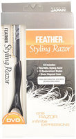 Feather Styling Razor with Intro Kit
