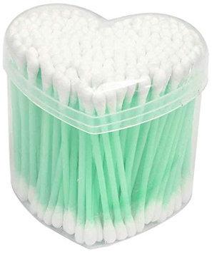 Uxcell 200 Piece Plastic Tube Cotton Swab Bud Earwax Remover Picks