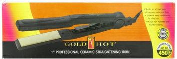 Gold 'N Hot Professional Ceramic Straightening Iron