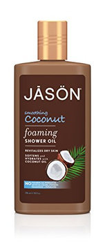 Jason Foaming Shower Oil