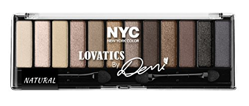 N.Y.C. New York Color Lovatics By Demi Eyeshadow Palette
