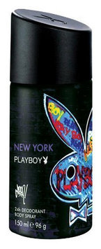 Playboy Fragrances New York Deodorant Body Spray for Men