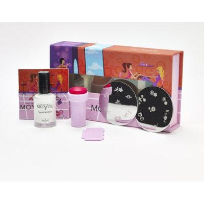 MoYou Nails Original Kitty Set (Nail Art Stamping Gift Set)
