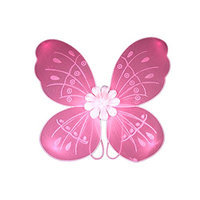 Uxcell X'Mas Costume Girls' Butterfly Wing Magic Wand Headband Set