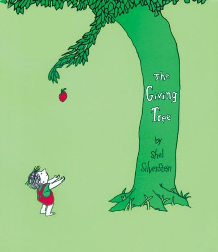 Harper Collins Publishers The Giving Tree (Hardcover)
