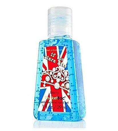Bath & Body Works® PocketBac Royal Wedding If the Tiara Fits Berry Anti-Bacterial Hand Gel