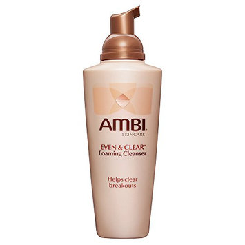 Ambi Even and Clear Foaming Cleanser