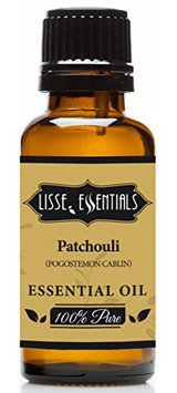 Lisse Essentials Patchouli Essential Oil
