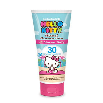 Hello Kitty Mineral Face Lotion