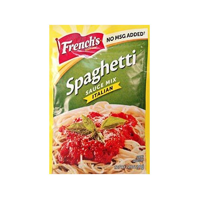 French's Italian Spaghetti Sauce Mix