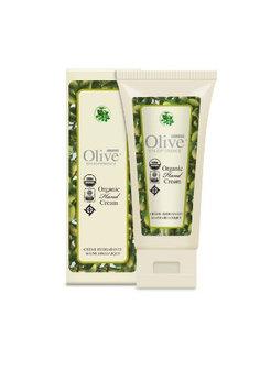 Certified Organic Olive Essence Hand Cream