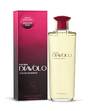 Antonio Banderas Diavolo Eau De Toilette Spray for Men