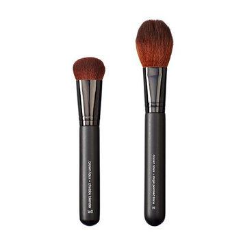 Makeover Vegan Love Chubby Blender and Pointed Face Brush