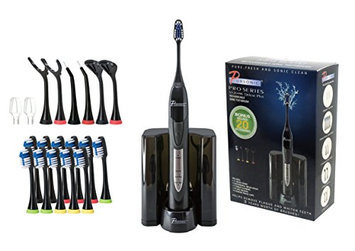 Pursonic S520 Ultra High Powered Sonic Electric Toothbrush With Dock Charger