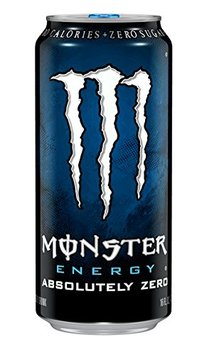 Monster Energy Absolutely Zero Energy Drink