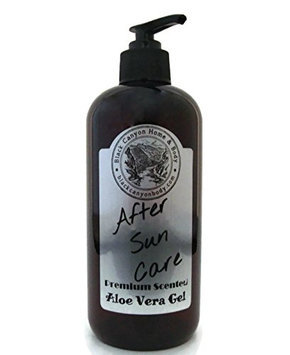 Black Canyon Home and Body Black Satin Aloe Vera Gel