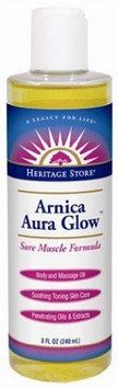 Heritage Store Aura Glow Massage Oil