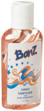 Baby Banz Hand Sanitizer with Moisturizing Beads