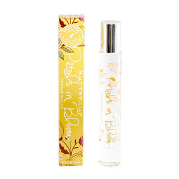 Olivina Petals in Bloom Roll-On Perfume