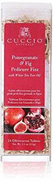 Cuccio Pomegranate and Fig Pedicure Fizz Tablets