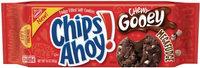 Nabisco Chips Ahoy! Chewy Gooey Mega Fudge Cookies