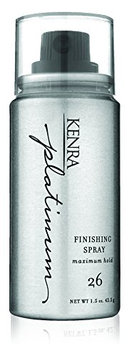 Kenra Platinum 80% Finishing Spray