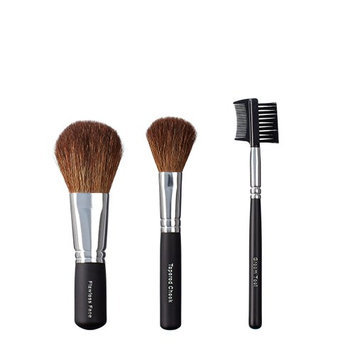 ON&OFF Trio Flawless Face/Tapered Cheek and Groom Tool Brush