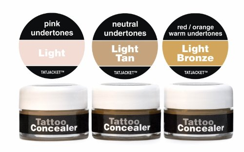Tatjacket Concealer Blender Pack