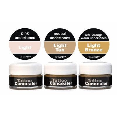 Tatjacket Concealer Blender Pack