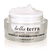 Bella Terra Nightly Restorative Cream NCC7