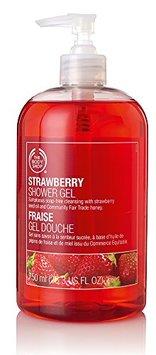 The Body Shop Strawberry Shower Gel Jumbo