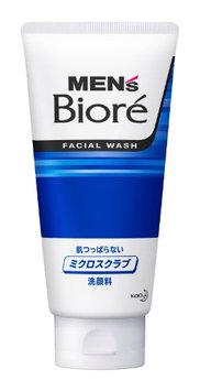BIORE Kao Men's Micro Scrub Face Wash