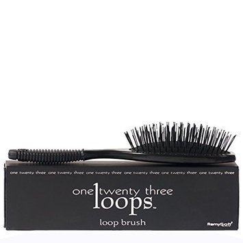 RemySoft One Twenty Three Loops - Loop Brush - Safe for Hair Extensions