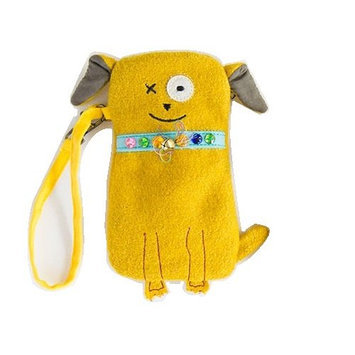 Natural Life Critter Pouch Bag